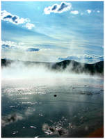 Yellowstone Springscape by tezzan