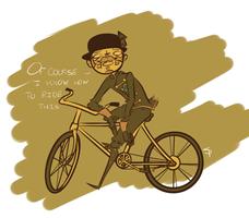 Bike Sass by AgentSpax