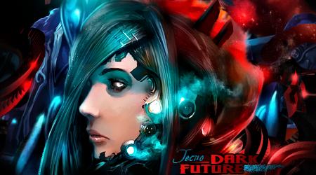 Dark Future by Rapstyle95