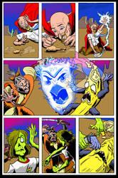 Zombie Dave No. 3, Page 5 by Stone-Pi-Comics