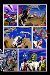 Zombie Dave No. 3, Page 3 by Stone-Pi-Comics