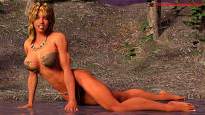 Cavewoman...(00010) by dprostock