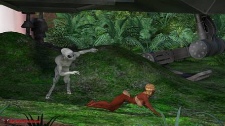 Alien Contest (00081) by dprostock