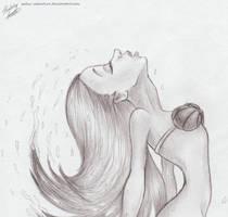 Disney - Ariel Surfacing by kimberly-castello