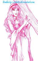 Sleeping Beauty by kimberly-castello