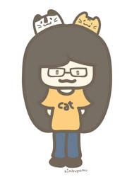 Selfie Doodle by KimbuPamu
