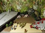 Republic forces are leaving Kashyyyk Moon LEGO by William-Blackbird