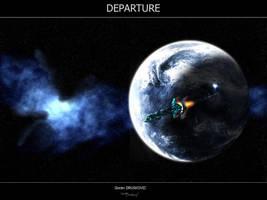 Departure by goran-d