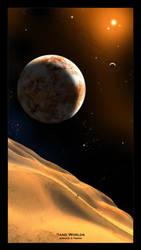 Sand Worlds by goran-d
