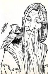 Bothello and Aslan by yuoma