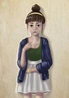 Girl by niferdil