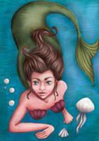 Mermaid by niferdil