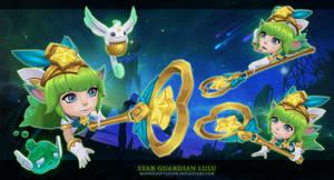 Star Guardian Lulu by MissMaddyTaylor
