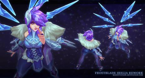 Frostblade Irelia Rework by MissMaddyTaylor