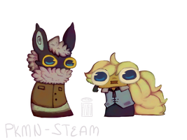 PS: Fluffeh Frands by PizzaPotatoNBacon