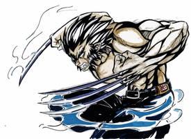 Wolverine Unleashes by Shinjigo