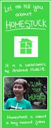 What Is Homestuck? by Midorinokurokami
