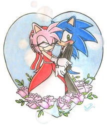 Party of Dreams  Sonamy by rougecreamamyforever