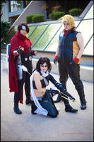 Young Avengers by mavichaos