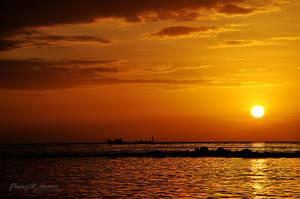 Rum's Sunset by fhayz