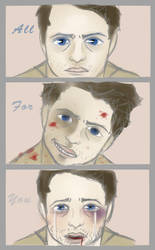Castiel- All For You by Arei-chan