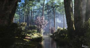 Woods3 by AronKamo