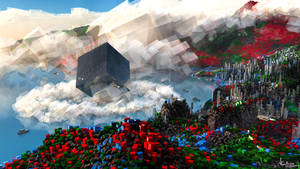 Blocky by AronKamo