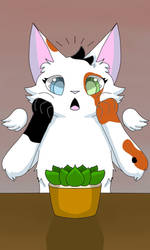 oMg a sUcCulEnt by StarrySwirly