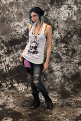 Chloe Price, luv 01 by ZorbaZombie