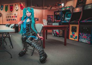 Arcade Machine 2 by ZorbaZombie