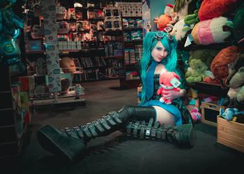 Doll Of Dolls by ZorbaZombie