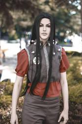 Illumi Zoldyck cosplay by Elena89Hikari