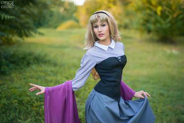Princess Aurora cosplay by Elena89Hikari