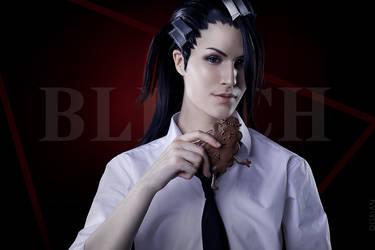 Byakuya Kuchiki cosplay by Elena89Hikari