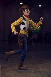 Sheriff Woody cosplay by Elena89Hikari