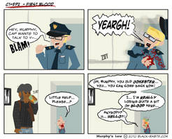 Murphy's Law - c1ep2 by chuckflysh