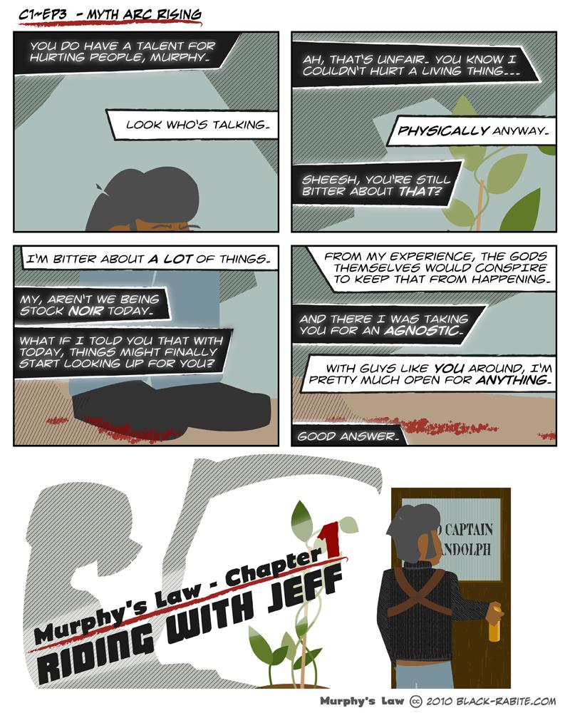 Murphy's Law - c1ep3 by chuckflysh