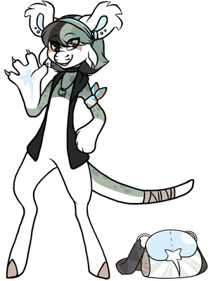 Updated Indiana Reference by MarbleFantasy