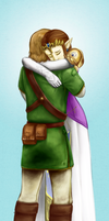 Hug by SayuGnz
