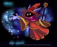 Orko The Great by Atrixfromice