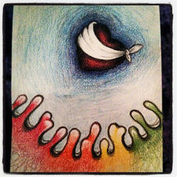 Ascending Heart by chemical-zen