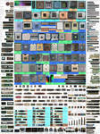 Computer Hardware Chart 2.0 by Sonic840
