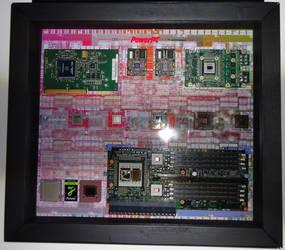 PowerPC CPU frame by Sonic840