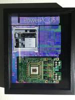 PowerPC G5 CPU frame by Sonic840