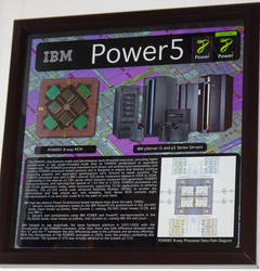 Power5 CPU frame by Sonic840