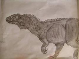 Wakinosaurus by Teratophoneus