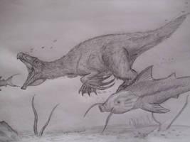 Segnosaurus by Teratophoneus