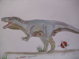 JP-Expanded  Tyrannotitan by Teratophoneus
