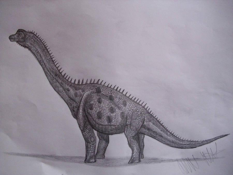 Europasaurus holgeri by Teratophoneus