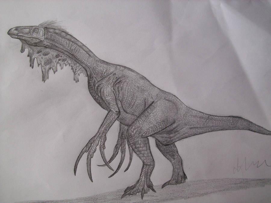 Nanshiungosaurus bohlini by Teratophoneus
